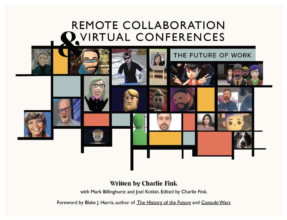 le télétravail en réalité virtuelle