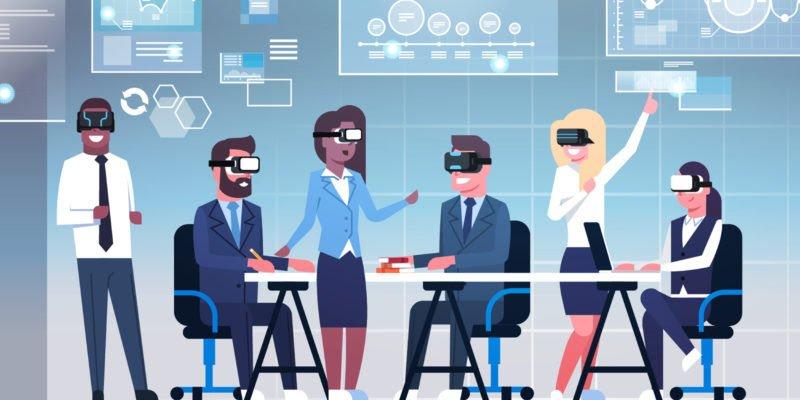 réalité virtuelle et sa place dans le télétravail