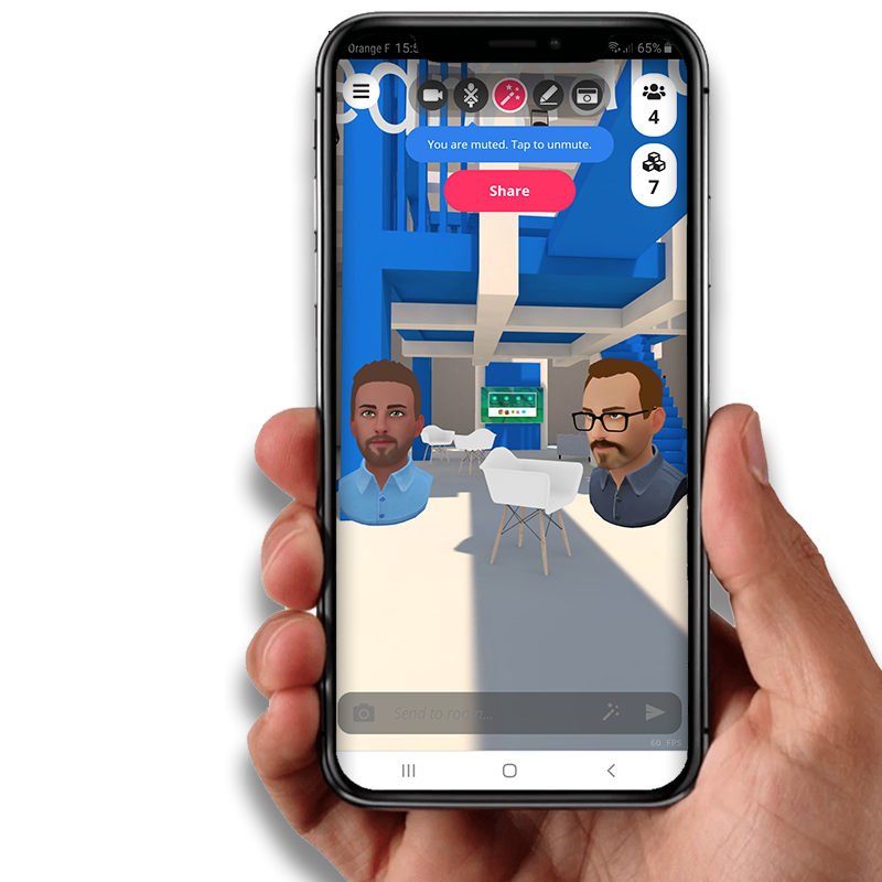 STEALINK.COM smartphone-meeting-bemeyevent-1024x576 Salon virtuel de l'orientation