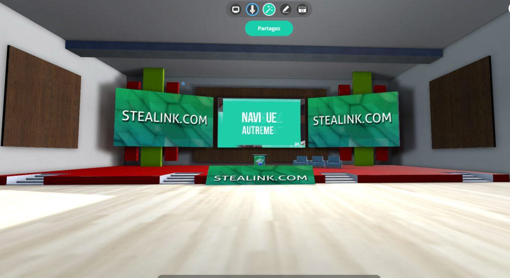 STEALINK.COM salle-de-reunion-virtuelle-intercative-1024x558 Team building Entreprise : escape game virtuelle
