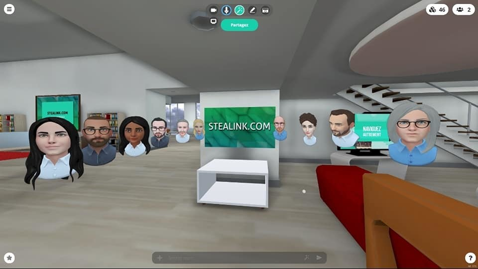STEALINK.COM 148937350_236009834798888_1794975409314997679_n Salon virtuel de l'orientation