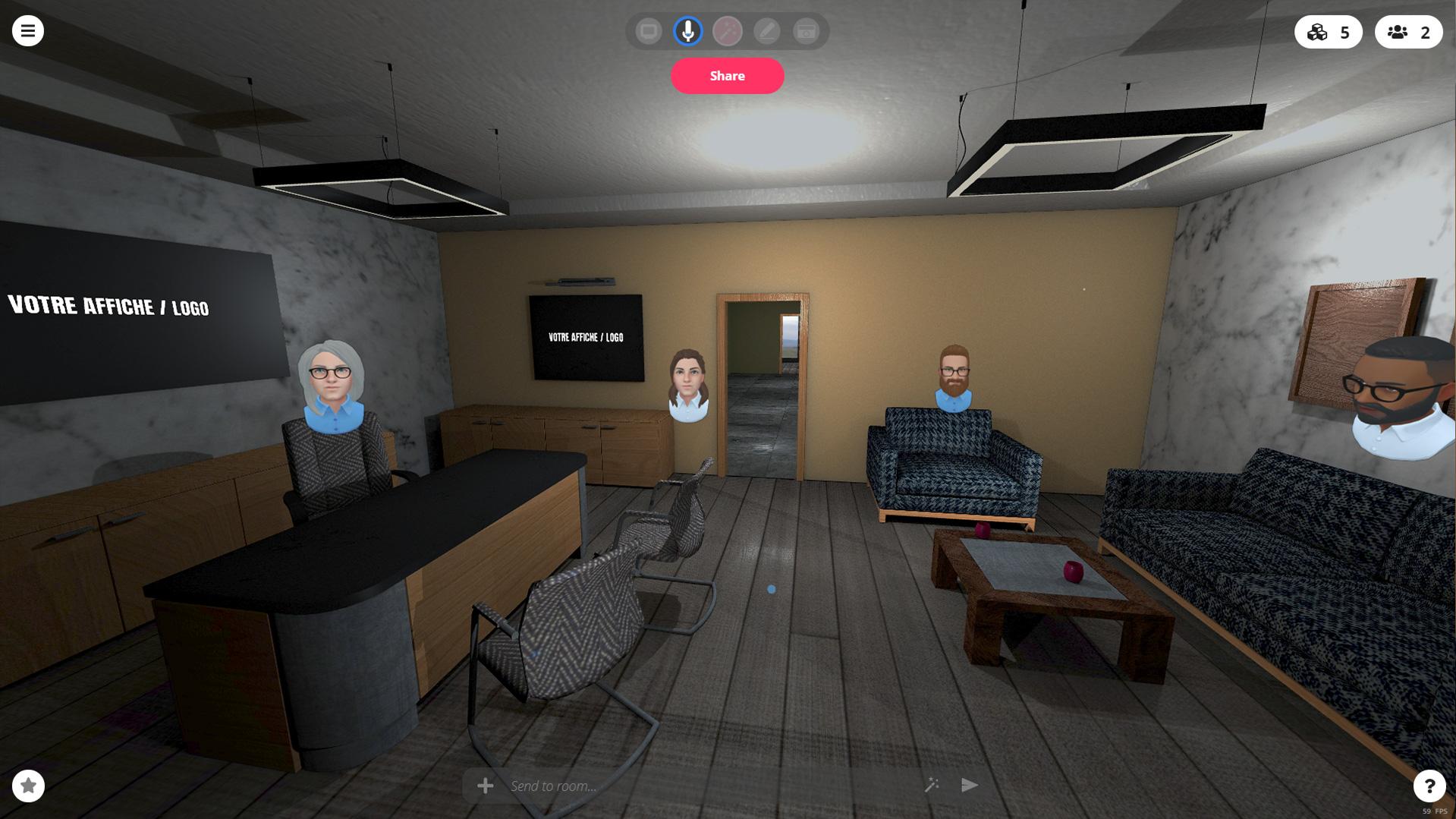 STEALINK.COM Arene-3 Salon virtuel de l'orientation
