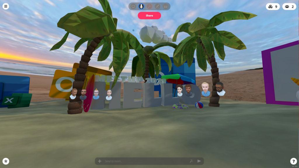 STEALINK.COM beach-1-1024x576 Team building Virtuel